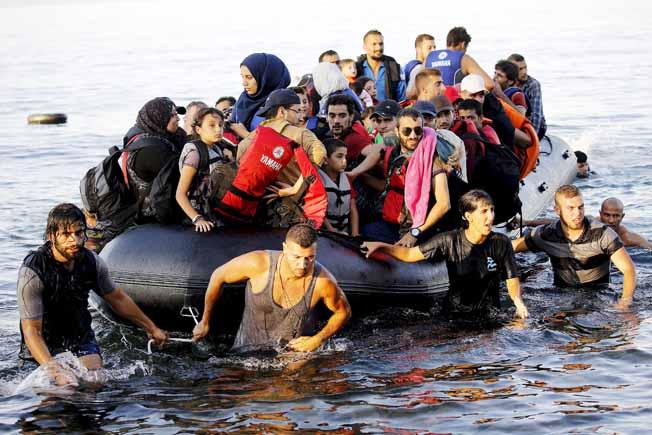 Германия будет возвращать мигрантов обратно вАфрику
