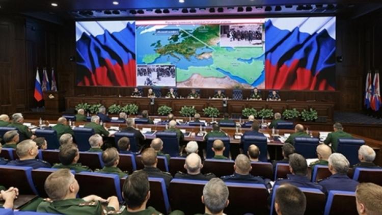 Канал «Звезда» ведет прямую трансляциюVI Московской конференции помеждународной безопасности