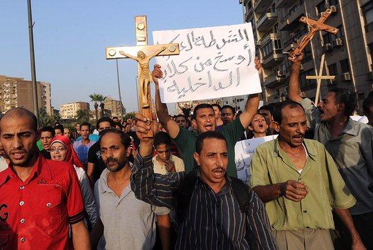 МВД Египта обвинило лидеров «Братьев-мусульман» вподготовке терактов вКаире