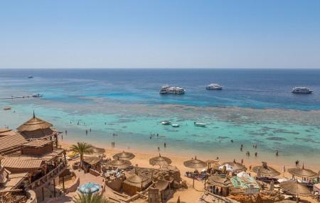 Турпоток вЕгипет уменьшился в 2016г практически вдвое