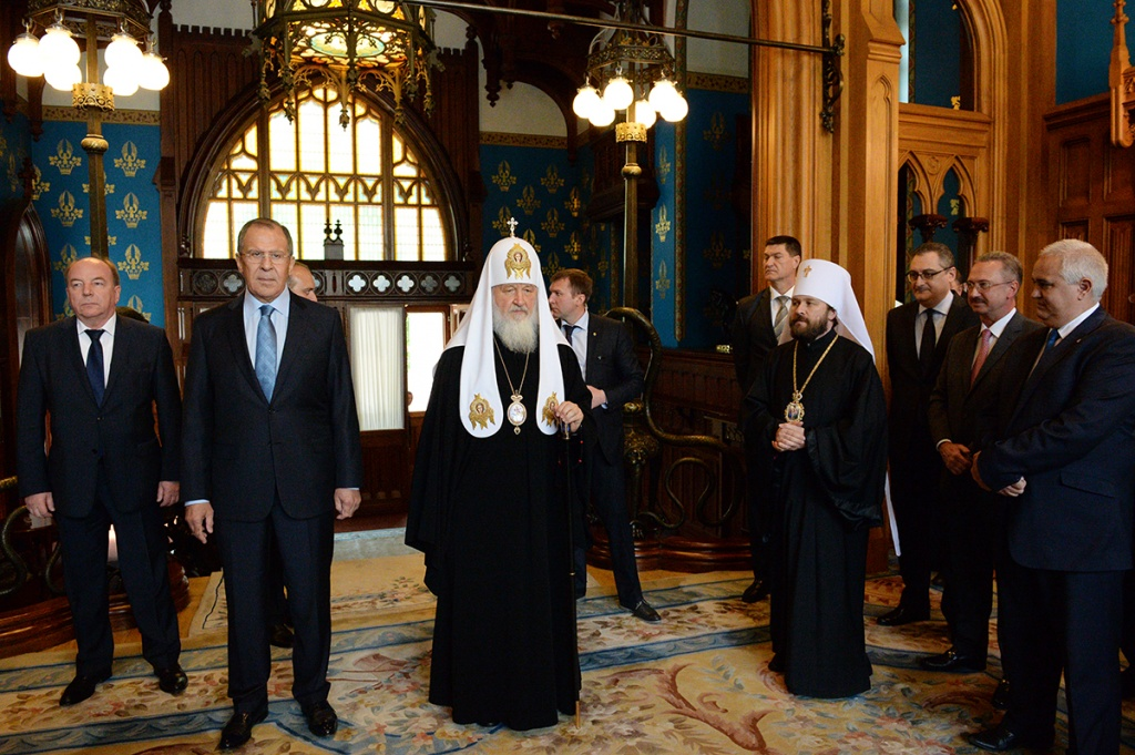 Лавров: ОБСЕ нужно ратовать  схристианофобией иисламофобией